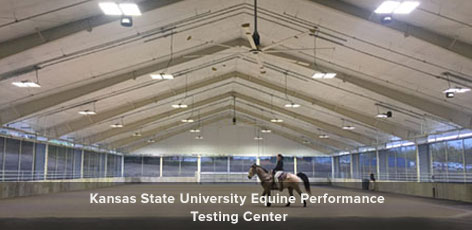 Kansas State University Equine Performance Center