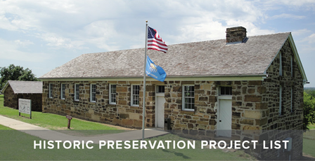 Historic Preservation Project List