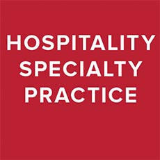 Hospitality Specialty Practice