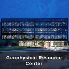 GEOPHYSICAL RESOURCE CENTER OFFICE BUILDING