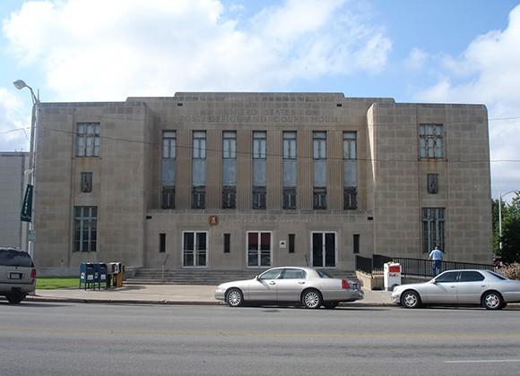 GH2 Architects Portfolio USPS Ponca City